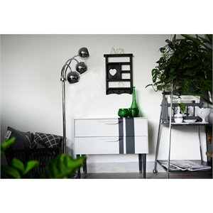 VENDU - Console ''scandinave Paris Grey''- Graphite